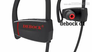 Debock D1 wireless Bluetooth Earphones Headphones #earphone #headphone #sports