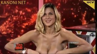 Super Busty model Giselle Gómez Rolón in Argentinian