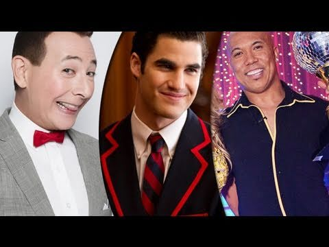Glee's Darren Criss replacing Daniel Radcliffe on Broadway, Plus a Dancing Star's DUI!