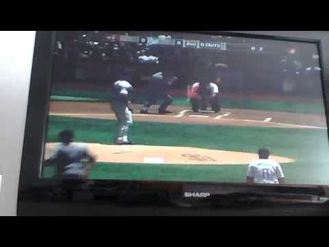 Mlb2k11 gay match. padres vs mets another daily cideo game video