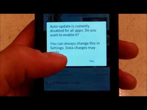 HOW TO TURN OFF AUTO UPDATES ON ANDROID Tablets. Phones Review