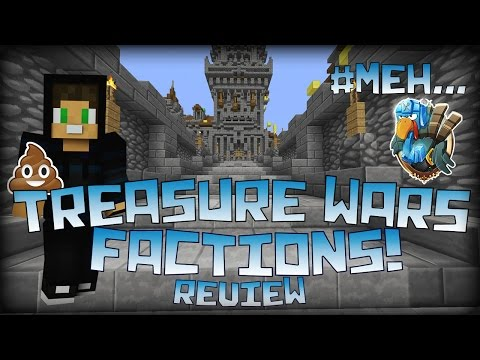 Treasure Wars Factions! Thanksgiving Class Review!