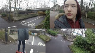 VLOG 07 - VISITING FAMOUS PUDDLE! #DrummondPuddleWatch
