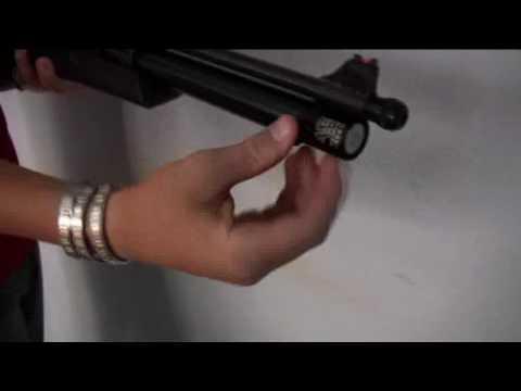 Carabina PCP Hatsan AT44-10.Carabina de pressão