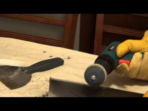 Sharpen Lawn Mower Blade - How to Sharpen Mower Blades