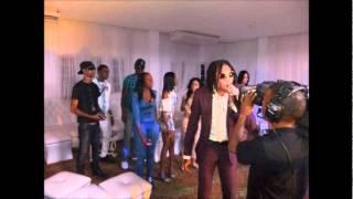 Watch Vybz Kartel Wine Pon Yuh video