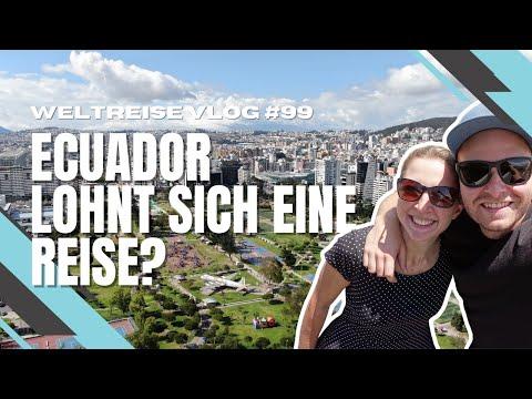 Lohnt sich eine Reise nach Ecuador? Unser Fazit - Weltreise VLOG #99 4K