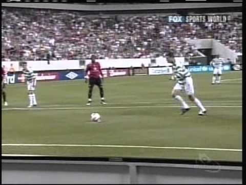 2004 (July 28) Celtic Glasgow (Scotland) 2-Manchester United (England) 1 (Champions World Series)