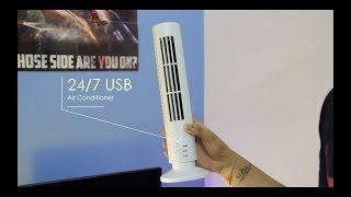 24×7 USB Air Conditioner!