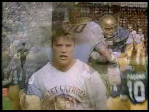 Rudy Movie The Real Story Rudy Ruettiger Sean Astin