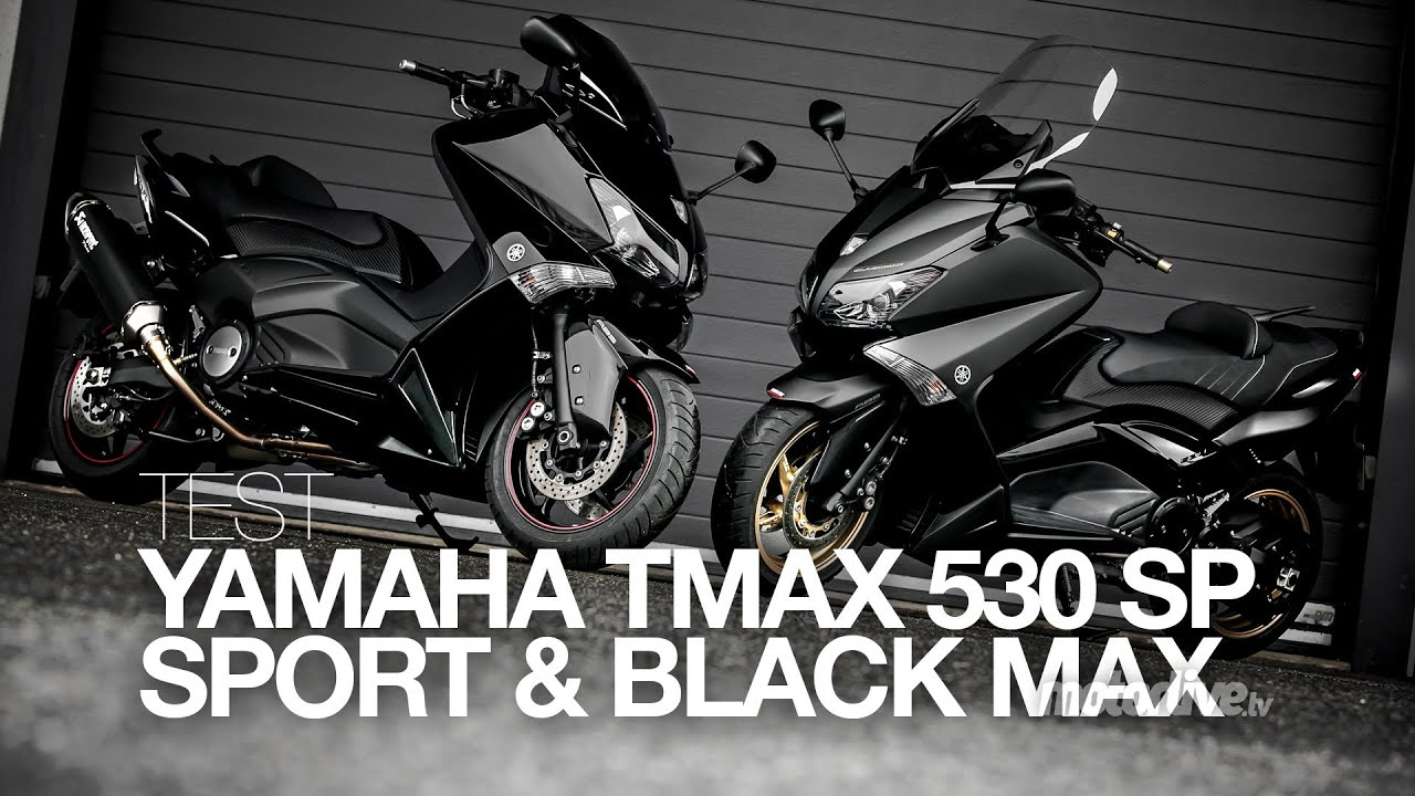 test exclusif les tmax sport akra tmax blackmax se font ente youtube. Black Bedroom Furniture Sets. Home Design Ideas