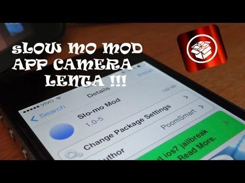 Como instalar a funçao CAMERA LENTA NO SEU IPHONE !!!!!!