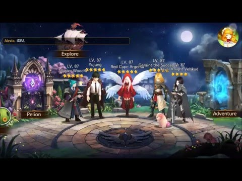 Wonder5 Masters New Dragon Nest Hero Argenta & Velskud Gameplay