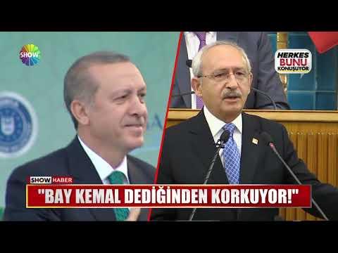 """Kılıçdaroğlu: """"Sen daha uzunsun çık karşıma!"""""""
