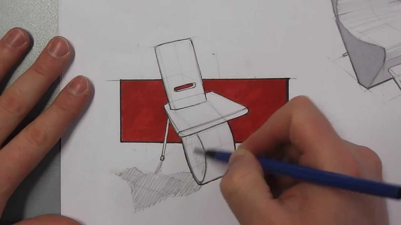 Design Markers Tutorial Concept Presentation Techniques