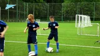 Видео урок разминки перед футболом