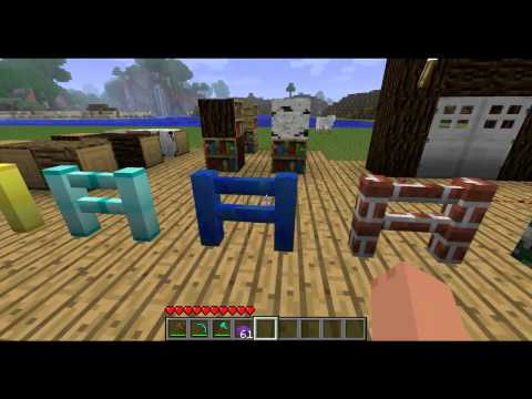 Best Minecraft Mods | Better Blocks Mod 3.4 | Many New Items Music Videos