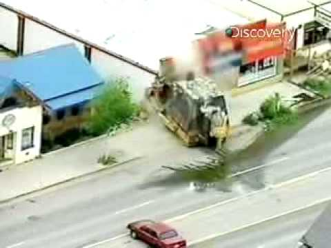 Destroyed in Seconds - Bulldozer Rampage