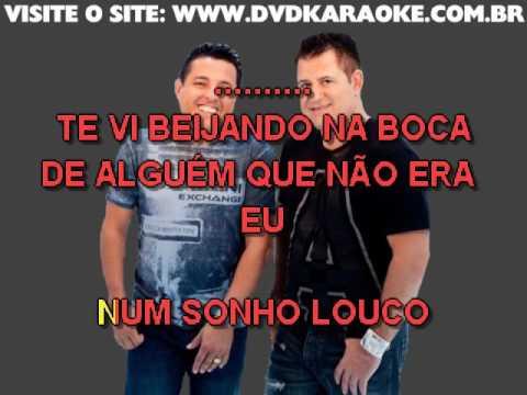 Bruno & Marrone   Sonho Louco