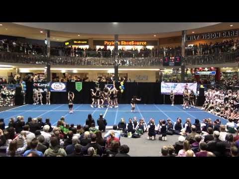 University of Regina Cheerleading - ACA Championships 2010 - Open All-Girl