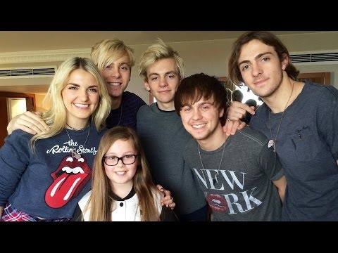 R5 interview: Ross Lynch (of Disney Channel's Austin & Ally) by Amber age 10