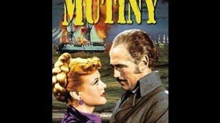 Watch Movies Free : Mutiny (1952) Mark Stevens, Angela Lansbury