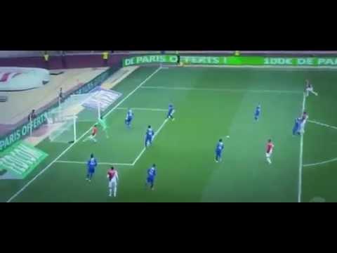 Dimitar Berbatov Amazing Goal- Monaco vs Nice 1-0 HD  Amazing Lob Goal !