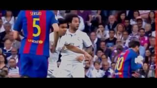 Real Madrid Vs Barcelona - HD Match highlights - 23.4.17 All Goals