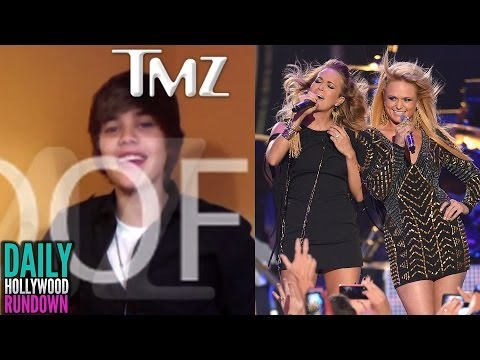 Justin Bieber Apologizes For 2nd Racist Video, Cmt Music Awards Fashion & Performance Recap (dhr) video