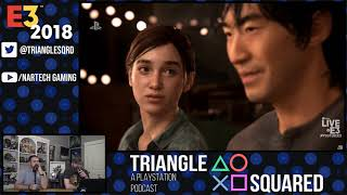 PlayStation E3 2018 Watch-along | Triangle Squared