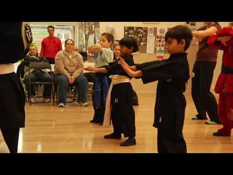 Martial Arts for children at the Kung Fu Schools Image 1