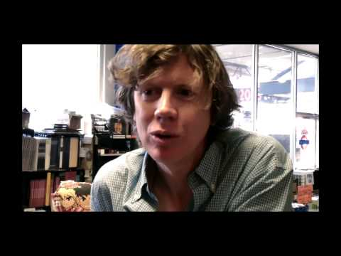 Thurston Moore reminisces at Waterloo Records SXSW 2013