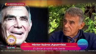 La historia oculta de la trayectoria de Héctor Suárez | Sale el Sol