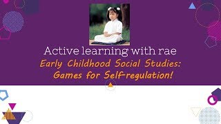 Games that teach self-regulation!