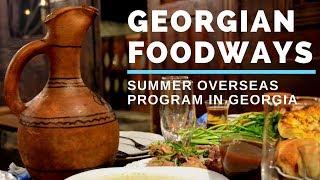 Taste Georgia With Us