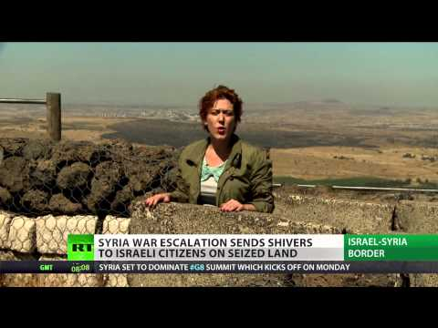 Golan Frights: Israelis shiver as Iran plans to deploy troops to Syria