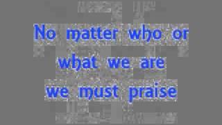 Watch J Moss We Must Praise video