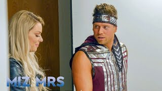 Brace yourself for an A-List mispronunciation on Miz TV:  Miz & Mrs., Bonus Aug. 20, 2019