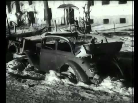 Город Белый после оккупации