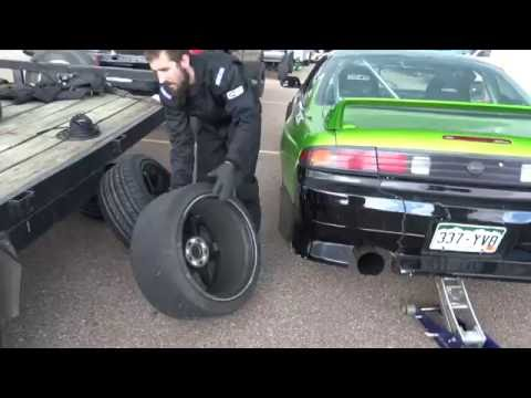 Single Turbo 2JZ S14 Drift Car - First Competition!