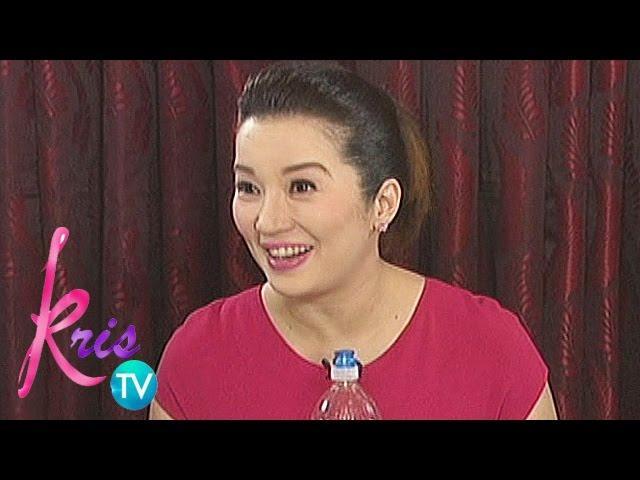 Kris TV: Kris' new healthy eating habit