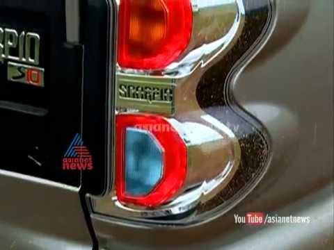 New Mahindra Scorpio  : Smart Drive 22nd Oct 2014