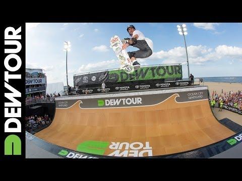 Skate Vert Final Preview, 2014 Dew Tour Beach Championships
