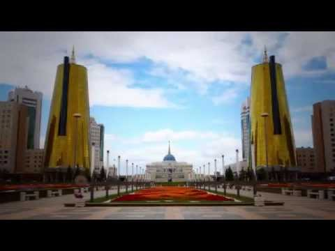 Kazakhstan - Hidden Wonders - TV Tourism Commercial - TV Advert - TV Spot - The Travel Channel