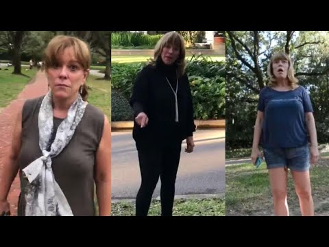 Did Houston Socialite Confront Other People in Park?