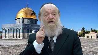 הרב יוסף בן פורת - למה המוסלמים רוצים את בית המקדש? (HD1080p) - פשוט מרתק!!