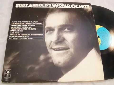 Eddy Arnold - Since You