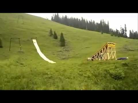 Smiješni video - Skok u Bazen