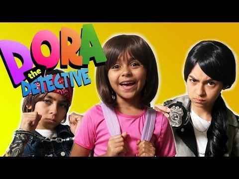 Dora The Explorer - Movie Trailer Parody : SKETCH COMEDY // GEM Sisters