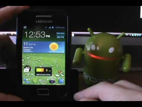 Review Rom Android JB Yeshua v3 - Galaxy Ace S5830/B/L (EspañolMX)